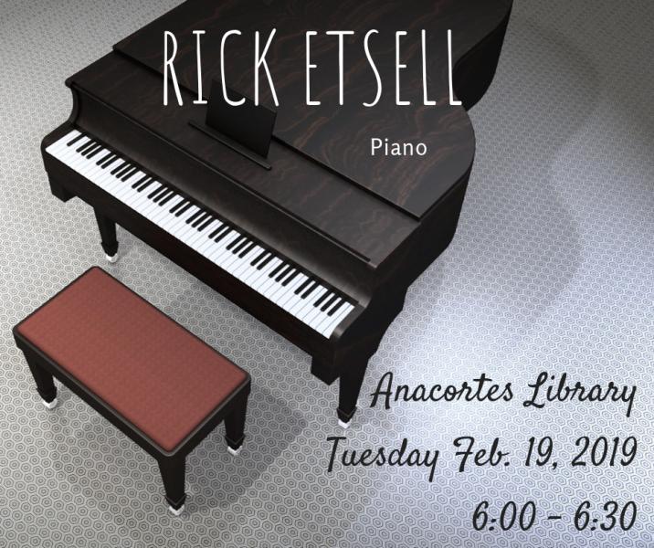 Rick Etsell, piano