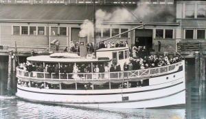 Carlisle II, historic photo