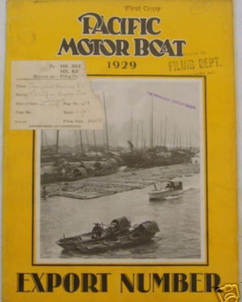 Export 1929