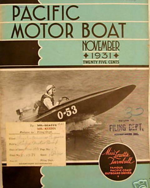 November 1931